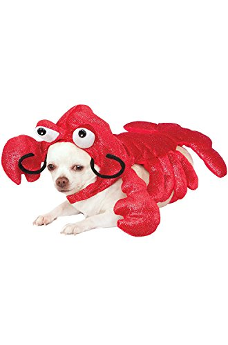 (Rubie's Mr. Claws Lobster Pet Costume, Large,)