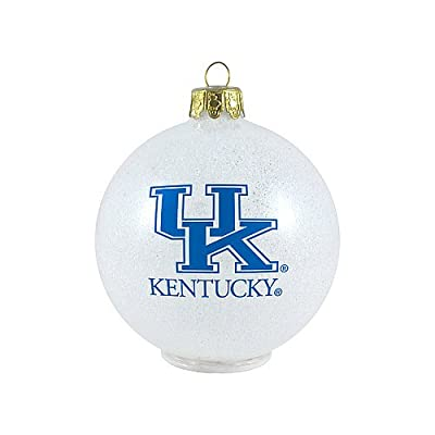 Kentucky Wildcats Ornament - LED Color Changing Ball - NCAA Licensed Product - Kentucky Wildcats Gifts