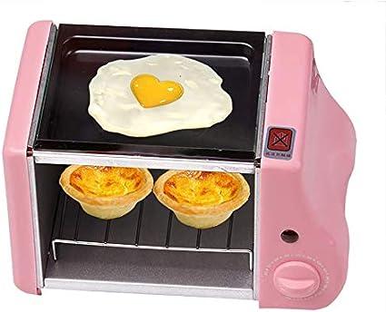 YZHM Multifunción Mini eléctrico para Hornear Panadería asado ...