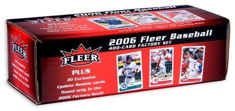 2006 Fleer Baseball Factory Set