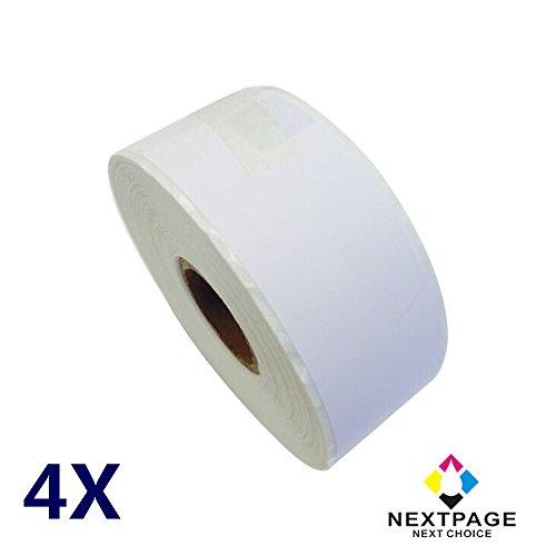 4 Rolls NEXTPAGE 1-1/8