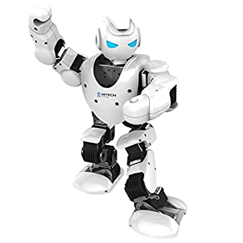ubtech alpha 1s intelligent humanoid robot white amazon in amazon in