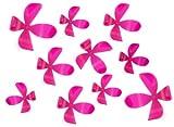 Umbra Wallflower Wall Décor, Set of 25, Pink