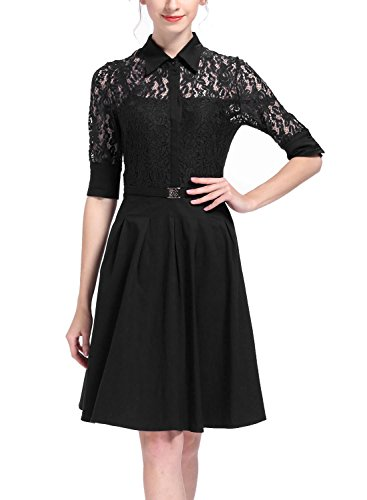 OWIN Womens Vintage Sleeve Bridesmaid product image