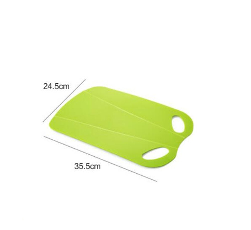 Portable Folding Cutting Chopping Slicing Board Block Mat Camp Kitchen Tool