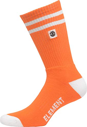 Element Athletic Socks ~ Clearsight orange ()