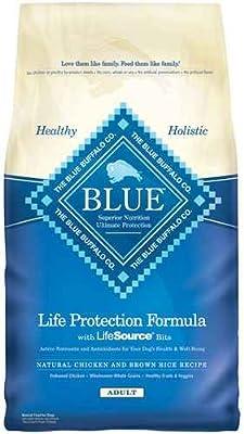 Blue Buffalo Blue Dog Lamb and Brown Rice Large Breed Food