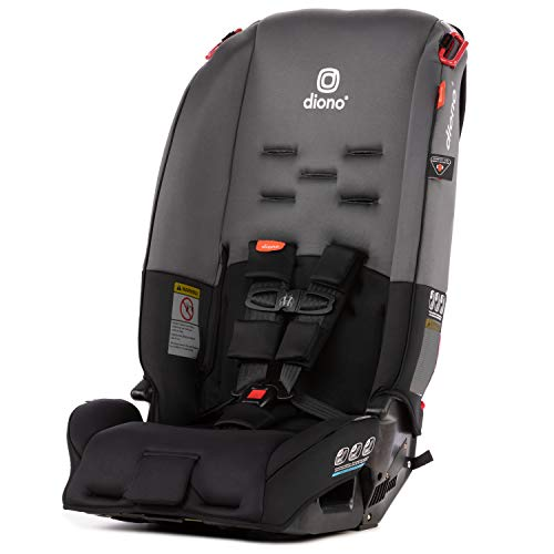 Diono Radian 3R All-in-One Convertible Car Seat, Grey Dark