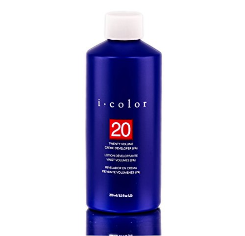 Iso I Color 20 Volume Creme Developer - 8.5 oz (Level 20 Developer compare prices)