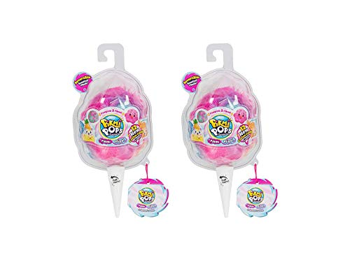 Pikmi Pops New Gift Set of 2 Cotton Candy Pikmi Flips ()