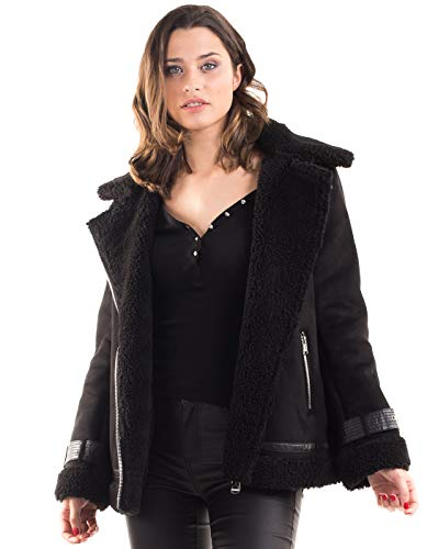 Double Jacket By sided Black Guess 4wqCx8B1w