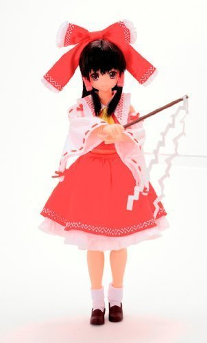 el más barato Pureneemo Character Series   Touhou Project Reimu Hakurei Hobby Hobby Hobby Channel Limited by AZONE INTERNATIONAL  descuento de ventas