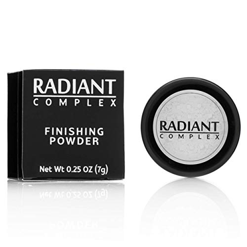 Radiant Complex Translucent Finishing Powder Applies over Primer and Makeup to Protect Your Palette, Control Oil and Preserve Your Contour or Preferred Professional Styling (1 - Pack)