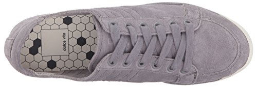 Sage Sneaker Vita Women's Suede Grey Dolce EH7qwx
