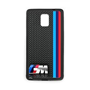 Lovely BMW logo Phone Case For Samsung Galaxy Note 4 V56623