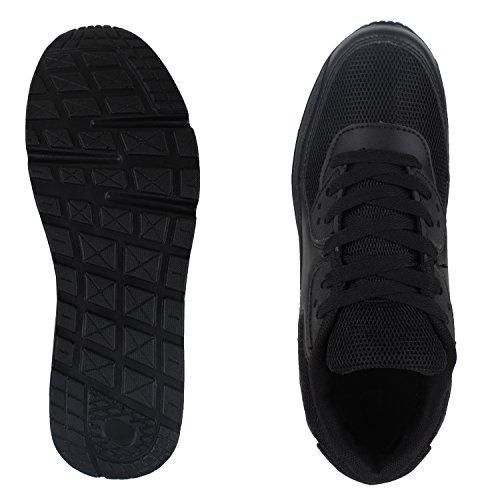 Unisex Angenehmer Sneakers Herren Eyecatcher Auffällige Sportlicher 36 Tragekomfort Gr Knallige Alltags Sportschuhe Schwarz Damen Neon 45 Look Japado wtUqfx