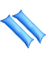 Robelle 3749-02 Deluxe 4-Foot x 15-Foot Ice Equalizer Air Pillow for Above Ground Winter Pool Covers, 2-Pack