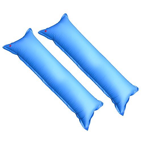 - Pool Mate 1-3749-02 Heavy-Duty 4-foot x 15-foot Winterizing Air Pillow for Above Ground Swimming Pools, 2-Pack