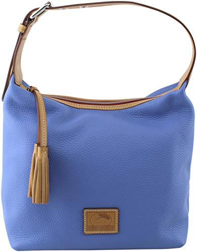 amp; Sac Hobo Azure Bourke Dooney Paige Leather wpTqRq