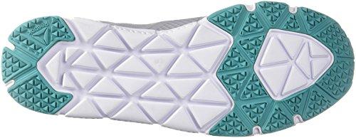 Cool Women's Trainflex Solid White Reebok Opal Shadow 2 0 Teal wZIyqRx