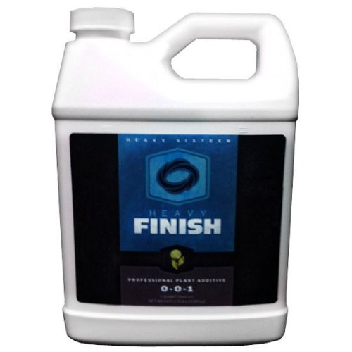 41qf3gWueML 1 Liter - Heavy Finish - Grow and Bloom Enhancement Additive - Flushing Agent - FINISH1L