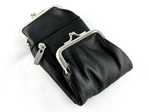(Skyway Black Leather Deluxe Cigarette Case Pack)