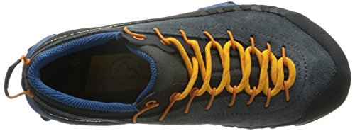 La-Scarpa Sportiva TX4 di montagna-2016: Arancione/Blu, (blu), EU 43