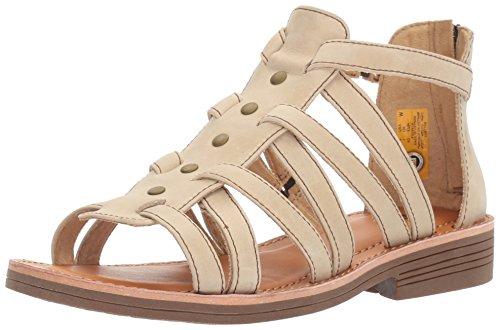 Warm Flat Women's Teshie Sandal Sand Caterpillar nFYTCUfxq