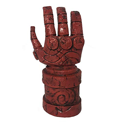 Hellboy Cosplay Red Arm Glove Costume Props Accessories