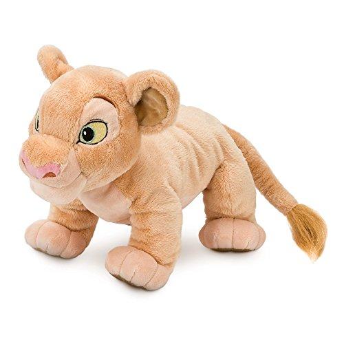 - Disney Nala Plush - The Lion King - Medium - 11 Inch