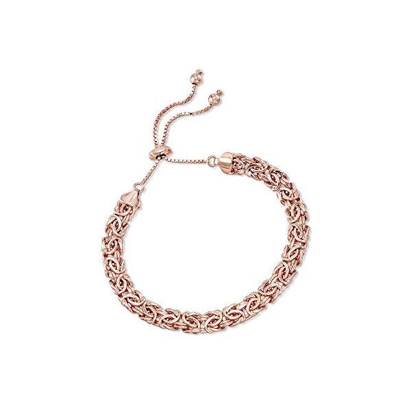 Ross-Simons Byzantine Bolo Bracelet