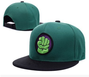 7ac5668a9b541 Amazon.com  The Incredible Hulk Fashion Unisex Snapback adjustable Baseball  Cap Hip Hop hat  Sports   Outdoors