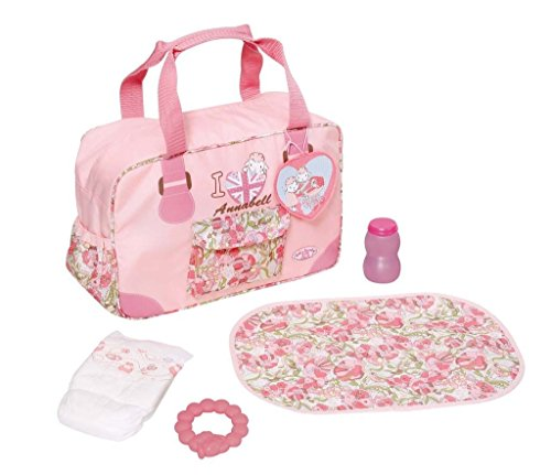 Baby Annabell Doll Changing Bag (Br Baby Doll)