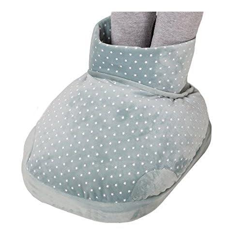 Unisexe Electrique Conception Chauffe-pieds Démarrage Modèle ,Hiver Antidérapant Doux Chaud