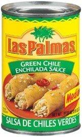 Las Palmas Green Green Enchilada Sauce Medium
