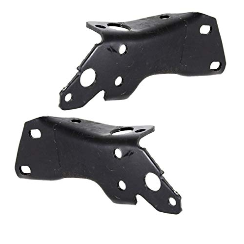 Koolzap For 88-00 Chevy/GMC C/K Pickup Truck Rear Bumper Retainer Brace Bracket SET -