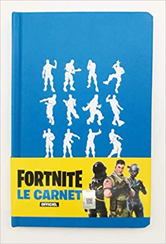 Amazon Fr Fortnite Le Carnet Officiel Collectif Livres