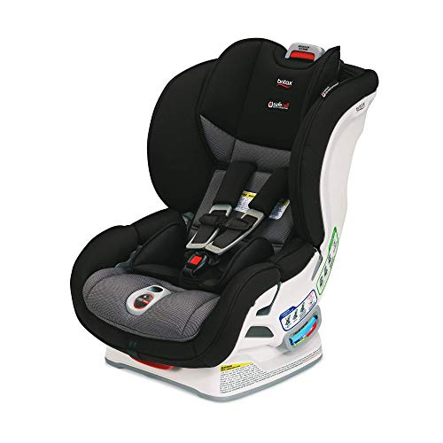 Image Of The Britax USA Marathon ClickTight Convertible Car Seat Verve