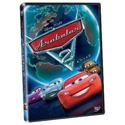 Arabalar 2 / Cars 2 (DVD)