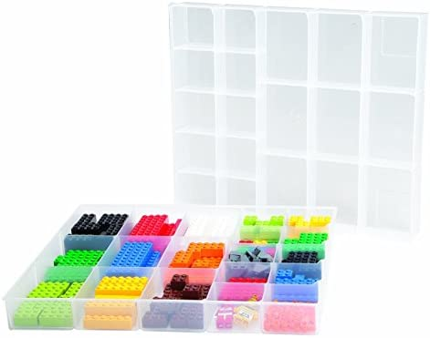Sorting Tray Dividing Set IRIS LEGO 2-Piece