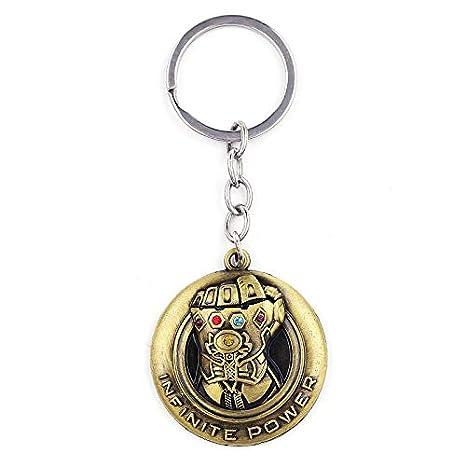 Amazon.com: Best Quality - Key Chains - Marvel Ring Key ...
