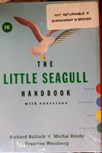 LITTLE SEAGULL HDBK.W/EXER.-W/ACCESS Set: 2 or more items required - read screen | with access code