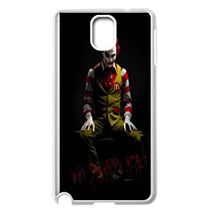 Personalized Creative Clown For Samsung Galaxy Note 3 N7200 LK2Q972575