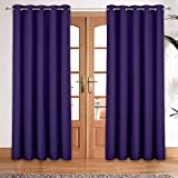Story at Home Blackout Curtains -1 PC Door Curtains