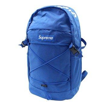 SUPREME シュプリーム 16SS BackPack バックパック 青 フリー 並行輸入品 B074DBXZHR
