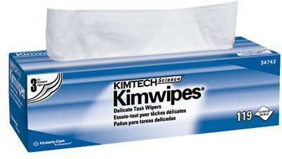 Kimberly-Clark Professional - Kimtech Science® Kimwipes® Delicate Task Wipers 12