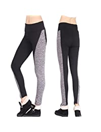 High Waist Plus Size Leggings– Tummy Control - Power Flex Capri