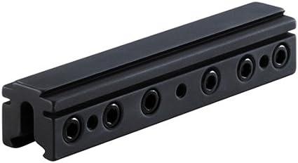 11mm to 20mm Adapter Montage Erhöhung Schiene Konverter Zielfernrohr Montage B