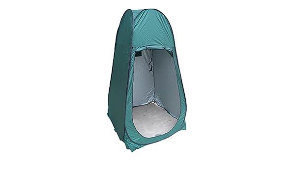 Pop Up tienda de campaña portátil verde utilidad Camping ...