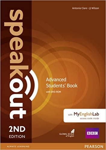 Speakout Advanced Students' Book and MyEnglishLab Access Code Pack ...